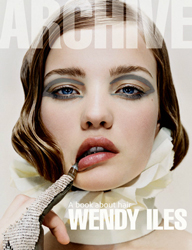 ARCHIVES A BOOK ABOUT HAIR - WENDY ILES